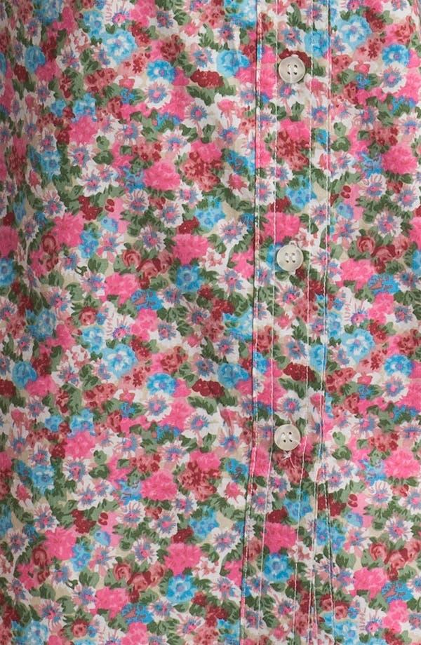 Alternate Image 3  - Sandra Ingrish Cotton Shirt (Petite)