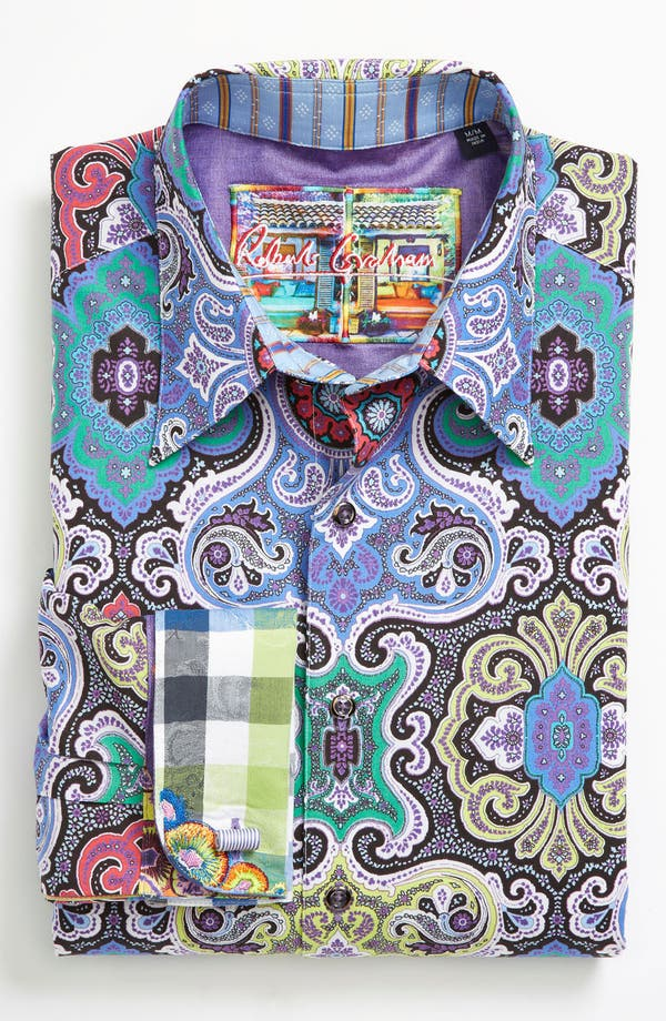 Alternate Image 2  - Robert Graham 'Twist' Sport Shirt