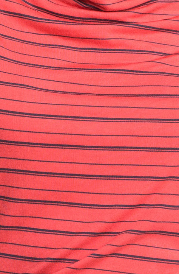 Alternate Image 3  - Halogen® Stripe Wedge Top (Petite)