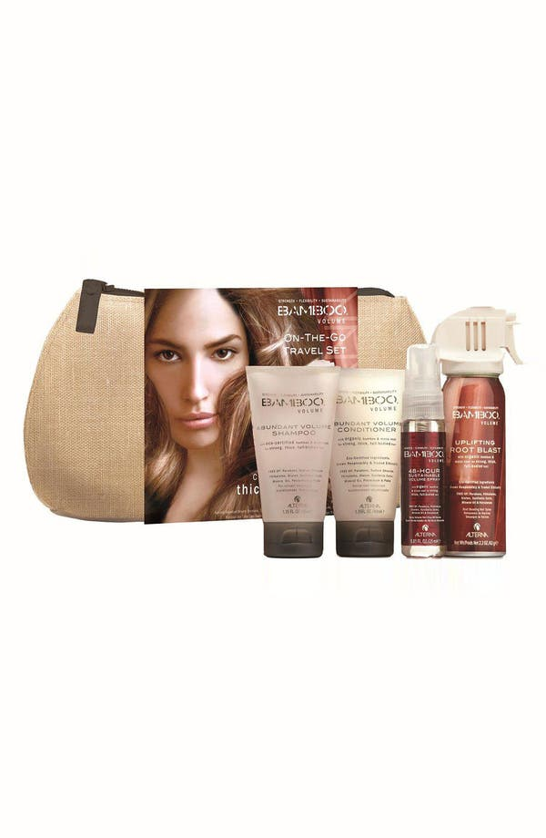 ALTERNA® Bamboo Volume Beauty On-the-Go Kit