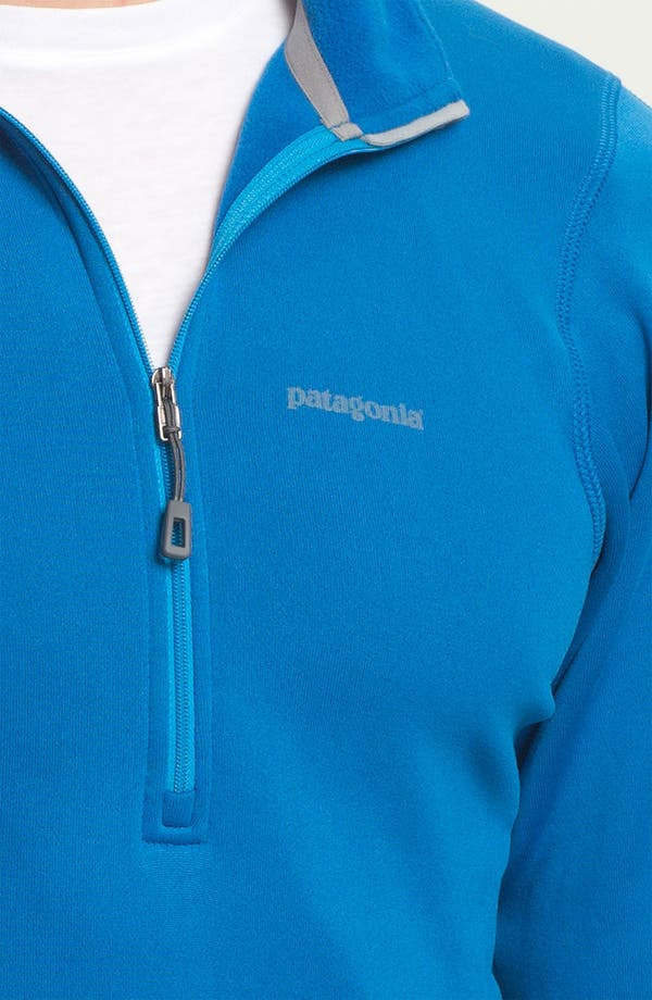 Alternate Image 3  - Patagonia Half-Zip Stretch Pullover
