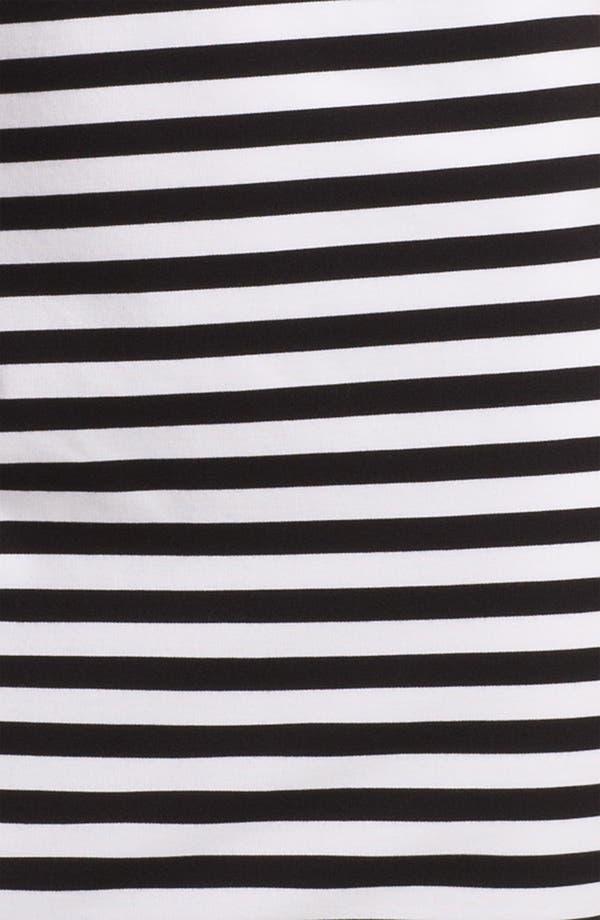 Alternate Image 3  - MICHAEL Michael Kors Stripe Ponte Dress