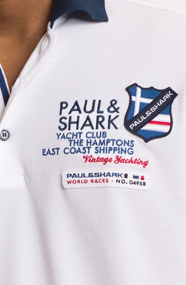 Alternate Image 3  - Paul & Shark Classic Fit Polo