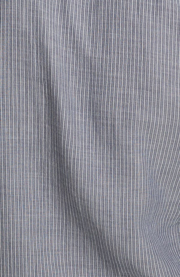 Alternate Image 3  - rag & bone Stripe Herringbone Woven Shirt