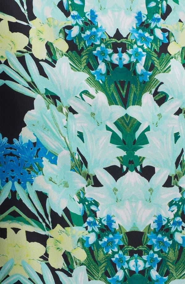 Alternate Image 3  - Vince Camuto 'Spring Garlands' Pencil Skirt