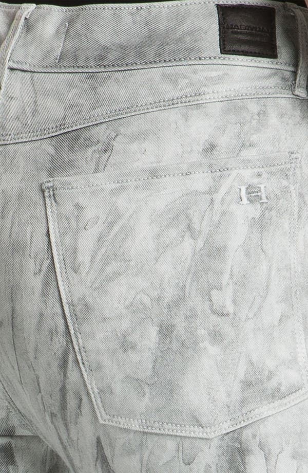 Alternate Image 3  - Habitual 'Almas' Marbled Skinny Stretch Jeans