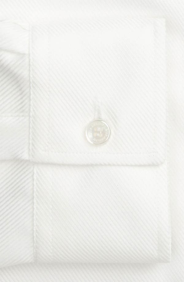 Alternate Image 2  - Burberry London Tailored Fit Dress Shirt