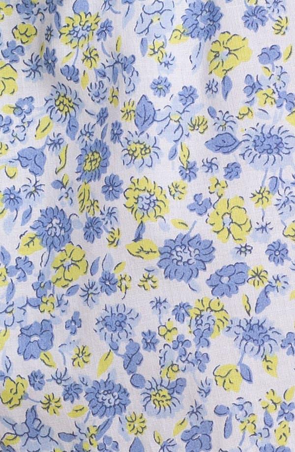 Alternate Image 3  - Jane & Bleecker New York Floral Print Boxer Shorts