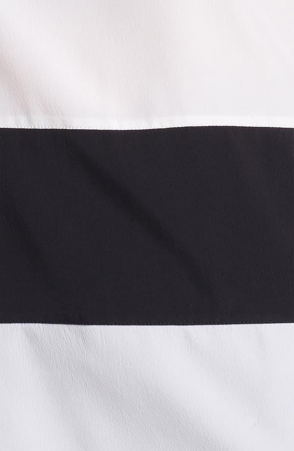 Alternate Image 3  - Kenneth Cole New York 'Alona' Stripe Blouse