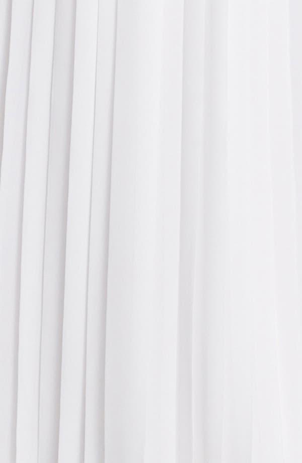 Alternate Image 3  - Jessica Simpson 'Cabaret' Pleated Chiffon Dress