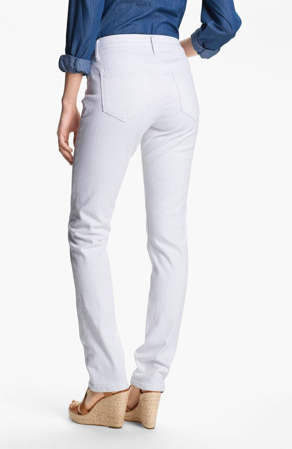 Alternate Image 2  - Christopher Blue 'Sophia - Silverton' Skinny Jeans
