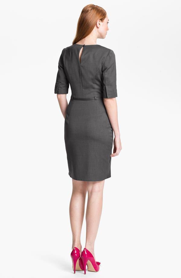 Alternate Image 2  - Ted Baker London 'Tonic' Stretch Sheath Dress
