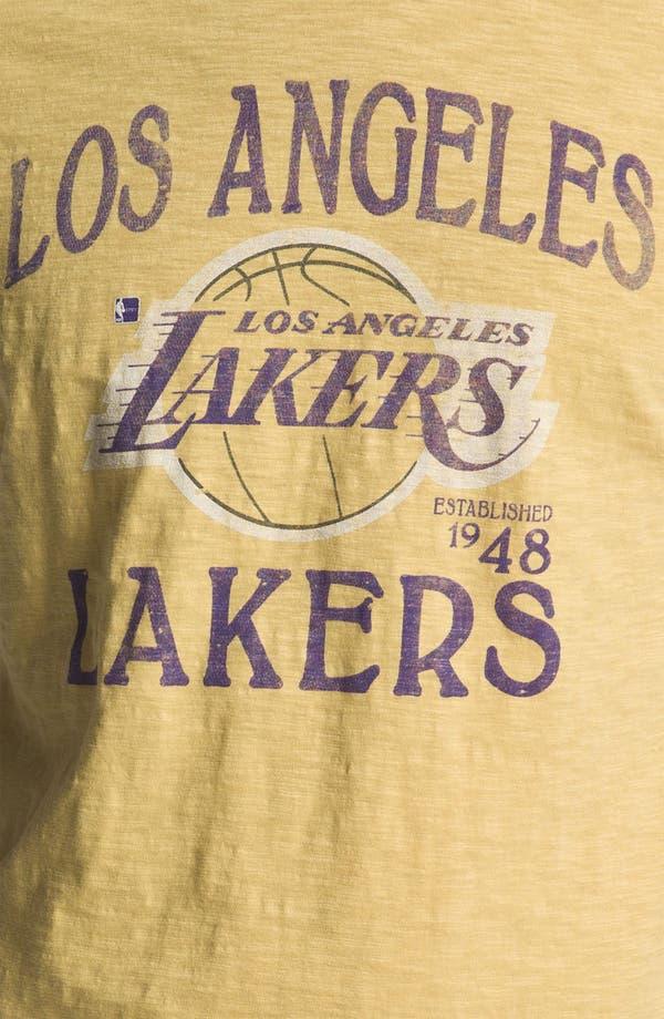 Alternate Image 3  - 47 Brand 'Los Angeles Lakers' T-Shirt