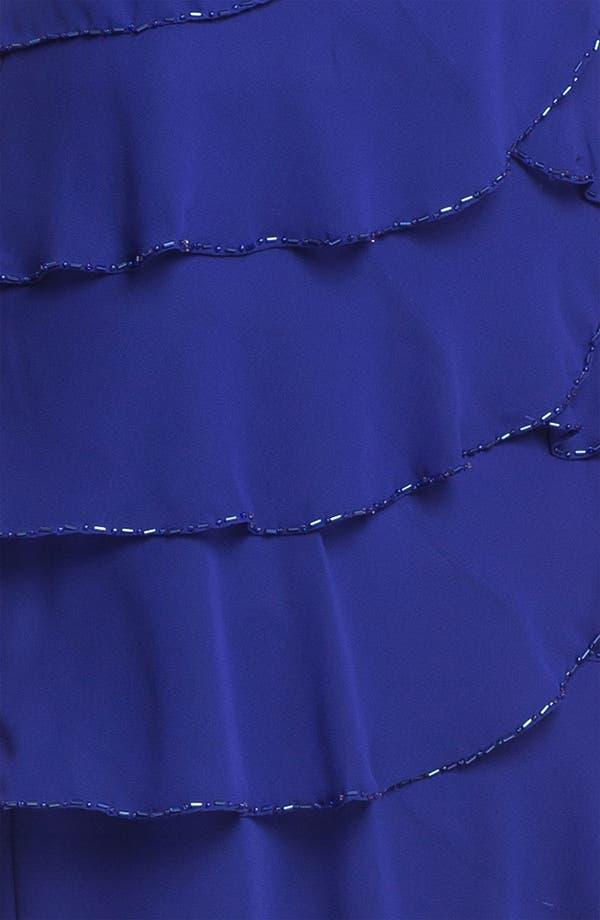 Alternate Image 3  - Patra Embellished Layered Chiffon Dress
