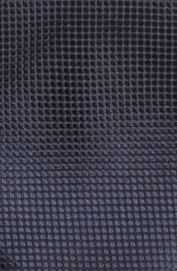Alternate Image 3  - Z Zegna Dot Woven Silk Tie