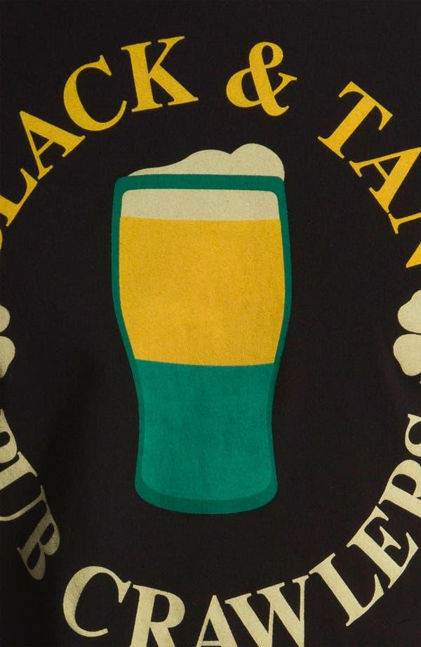 Alternate Image 3  - Tankfarm 'Black & Tan' T-Shirt