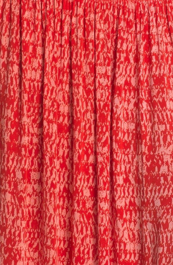 Alternate Image 3  - Tracy Reese Print Jersey Maxi Dress