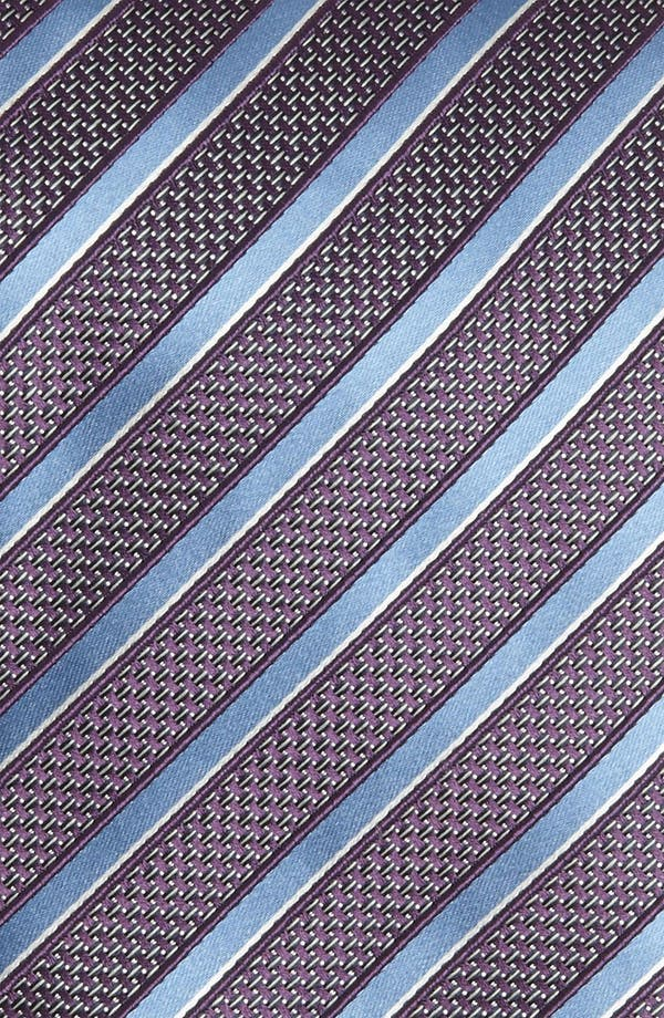 Alternate Image 2  - Ermenegildo Zegna Woven Silk Blend Tie