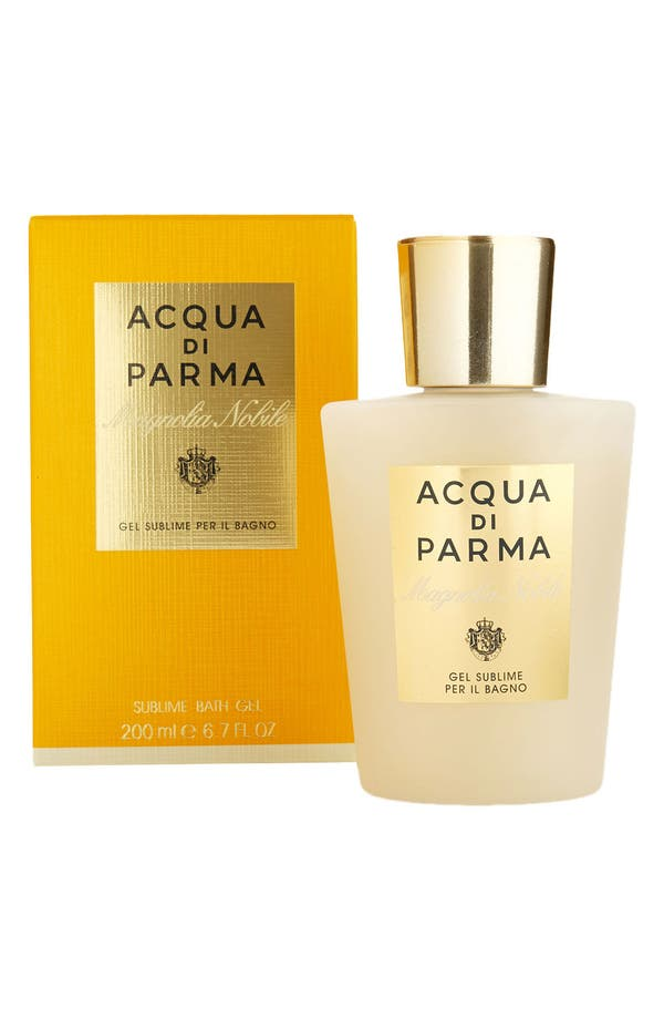 Alternate Image 2  - Acqua di Parma 'Magnolia Nobile' Bath & Shower Gel