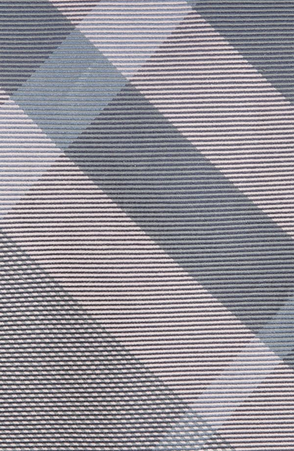 Alternate Image 2  - Burberry London Woven Silk Blend Tie