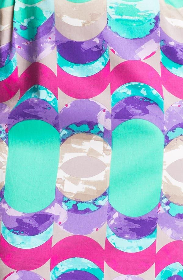 Alternate Image 3  - Donna Morgan Print Sheath Dress