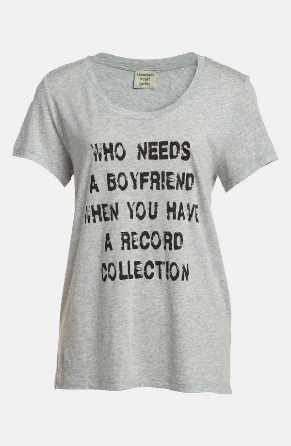 Main Image - TWP 'Who Needs a BF' Tee