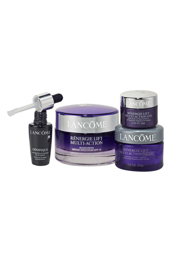 Alternate Image 1 Selected - Lancôme 'Rénergie Lift Multi-Action' Skincare Set ($165 Value)