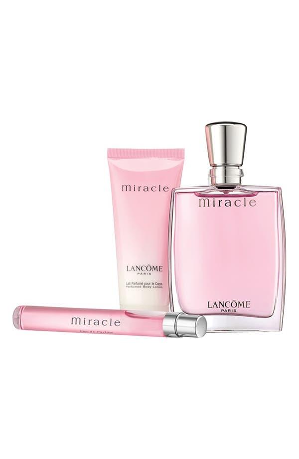 Main Image - Lancôme 'Miracle' Gift Set ($105 Value)