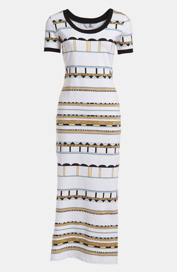 Alternate Image 1 Selected - Viva Vena! Slim T-Shirt Maxi Dress