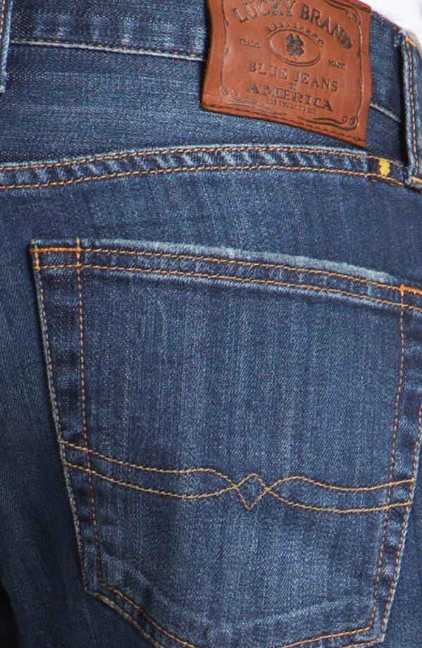 Alternate Image 4  - Lucky Brand '361 Vintage' Straight leg Jeans (Erwin)