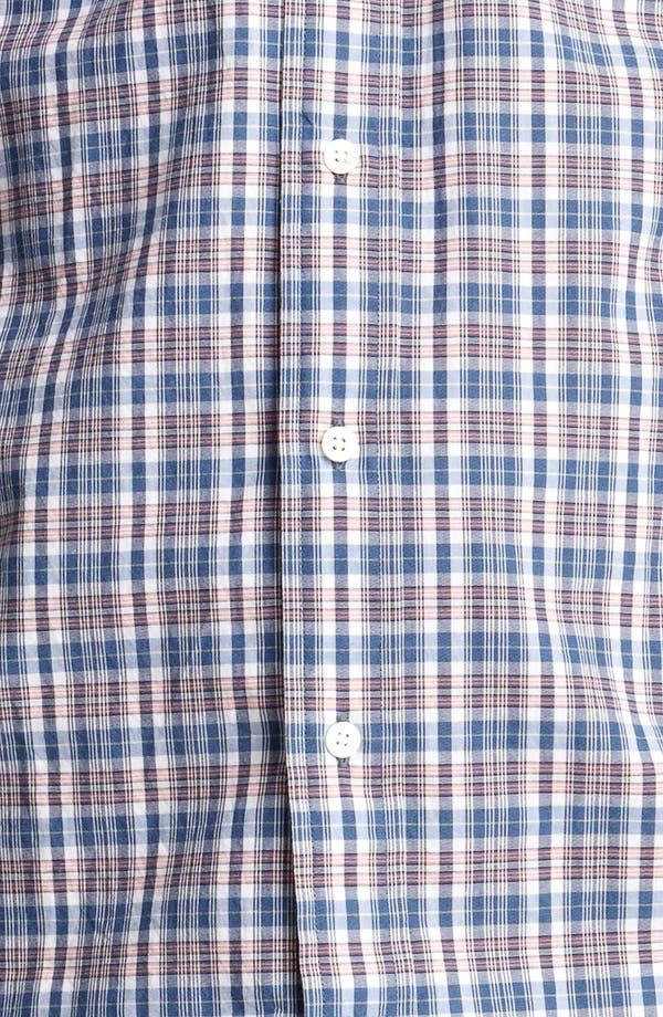 Alternate Image 3  - Jack Spade 'Serge' Plaid Sport Shirt