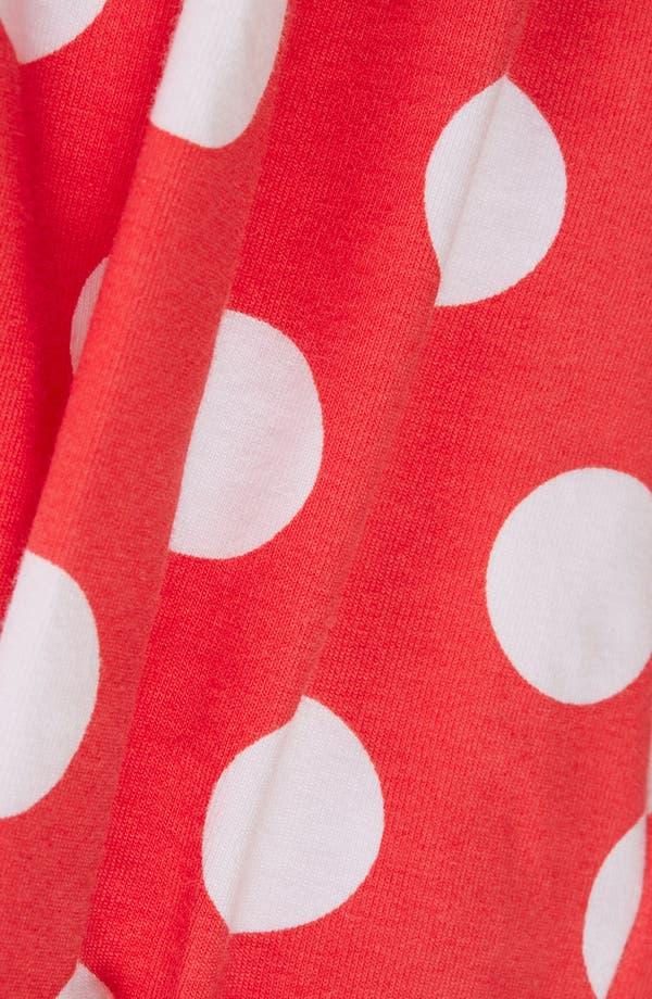 Alternate Image 4  - Topshop Polka Dot Body-Con Dress