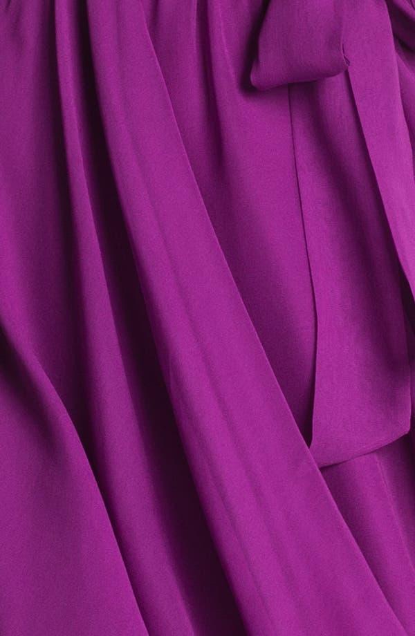 Alternate Image 3  - Ivy & Blu Ruched Chiffon Dress