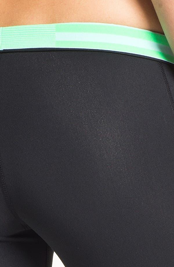 Alternate Image 3  - adidas Three Quarter Capri Tights