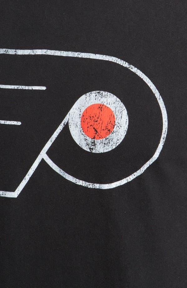 Alternate Image 3  - Red Jacket 'Philadelphia Flyers' Regular Fit Crewneck T-Shirt (Men)