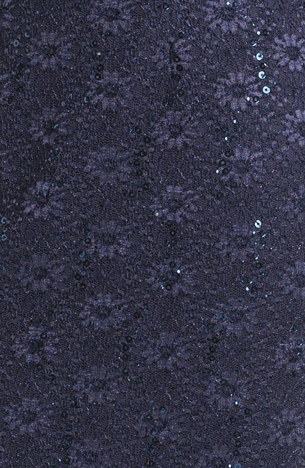 Alternate Image 4  - Alex Evenings Embellished Lace Dress & Jacket (Petite)