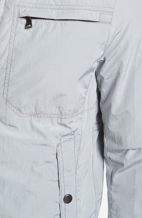 Alternate Image 3  - BOSS Black 'Capontz' Crinkle Techno Jacket