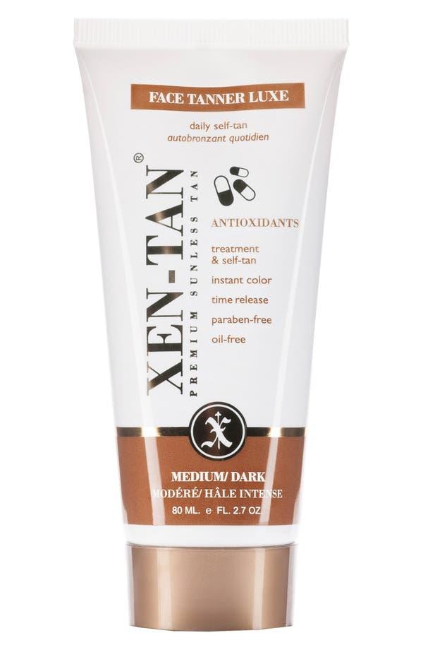 Alternate Image 1 Selected - Xen-Tan® 'Face Tanner Luxe' Premium Sunless Tan