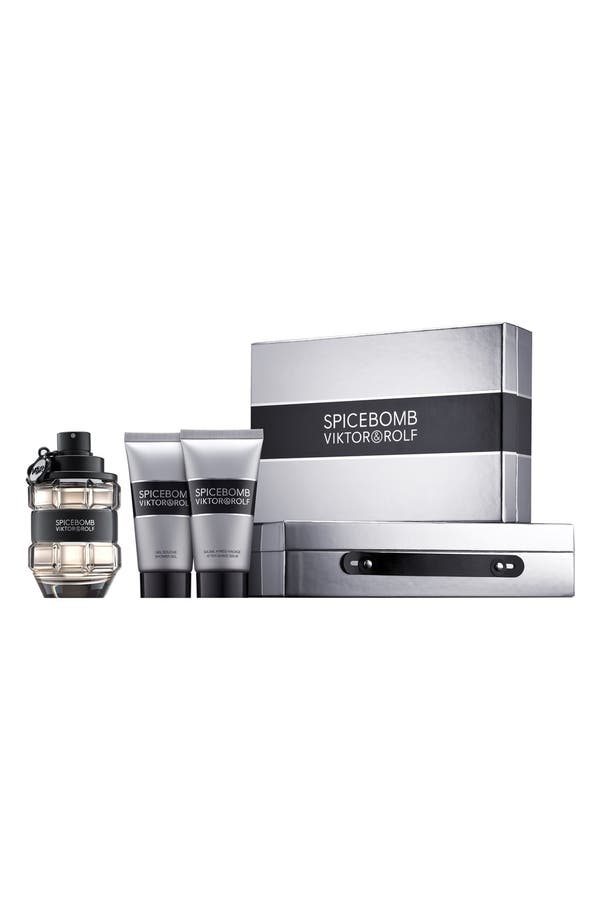 Alternate Image 1 Selected - Viktor&Rolf 'Spicebomb' Gift Set ($120 Value)