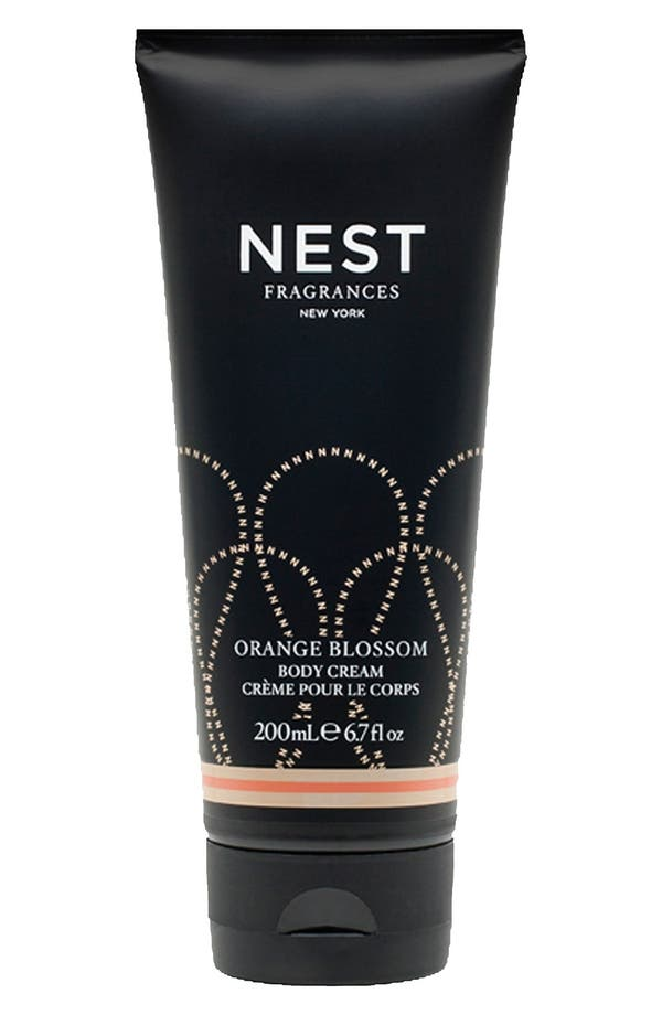 Alternate Image 1 Selected - NEST Fragrances 'Orange Blossom' Body Cream