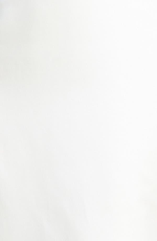 Alternate Image 3  - Caroline DeVillo 'Lauren' Silk Trumpet Dress (In Stores Only)