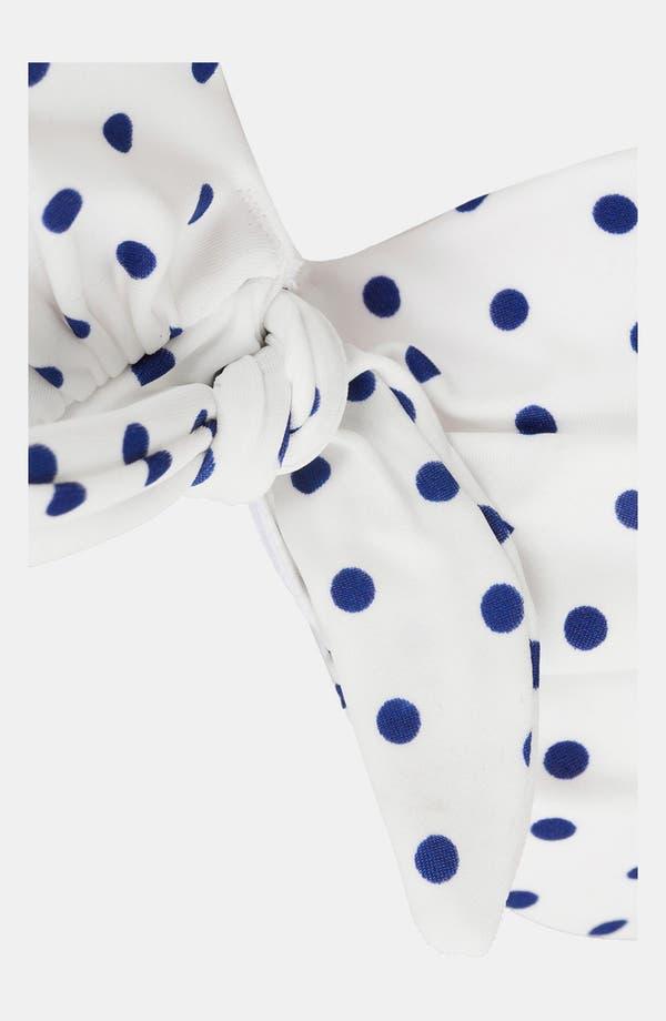 Alternate Image 3  - Topshop Polka Dot Bikini