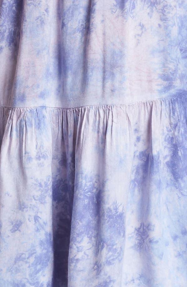 Alternate Image 3  - Fire Drop Waist Dress (Juniors) (Online Only)