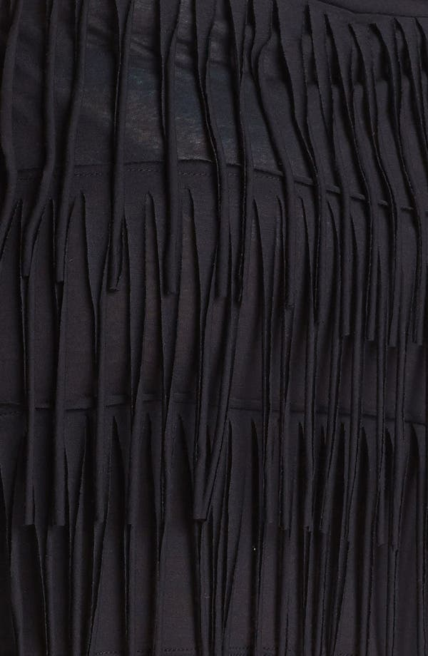 Alternate Image 3  - Kensie Fringe Skirt