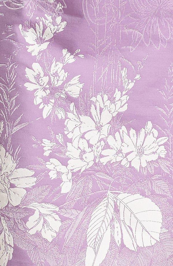 Alternate Image 3  - Alex Evenings Print Sleeveless Sheath Dress