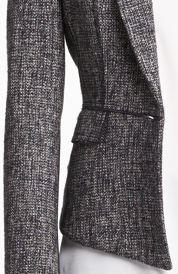 Alternate Image 5  - Elie Tahari 'Minka' Metallic Tweed Jacket