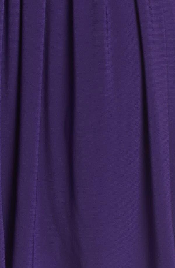 Alternate Image 3  - Eliza J Jersey Fit & Flare Dress (Online Only)