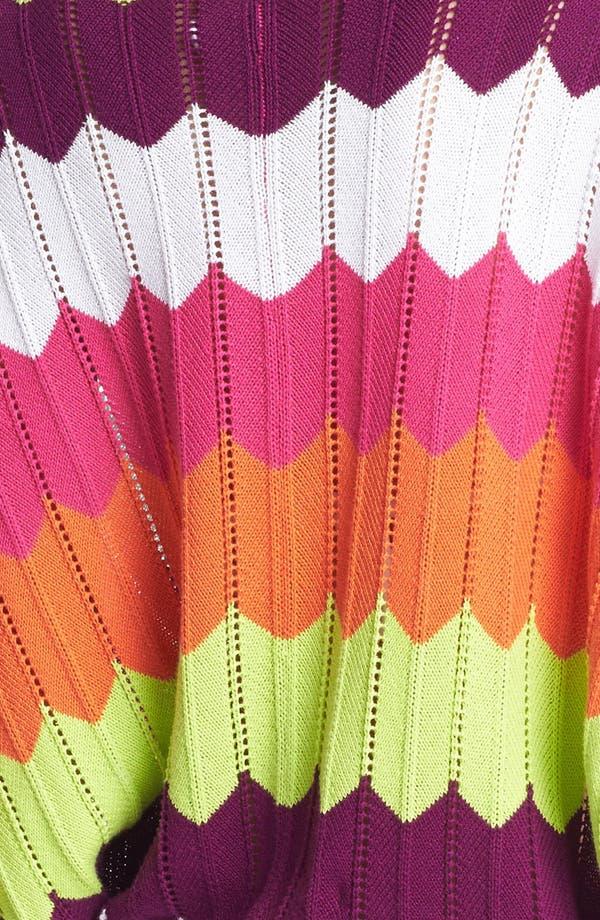 Alternate Image 3  - Trina Turk Zigzag Tunic Cover-Up