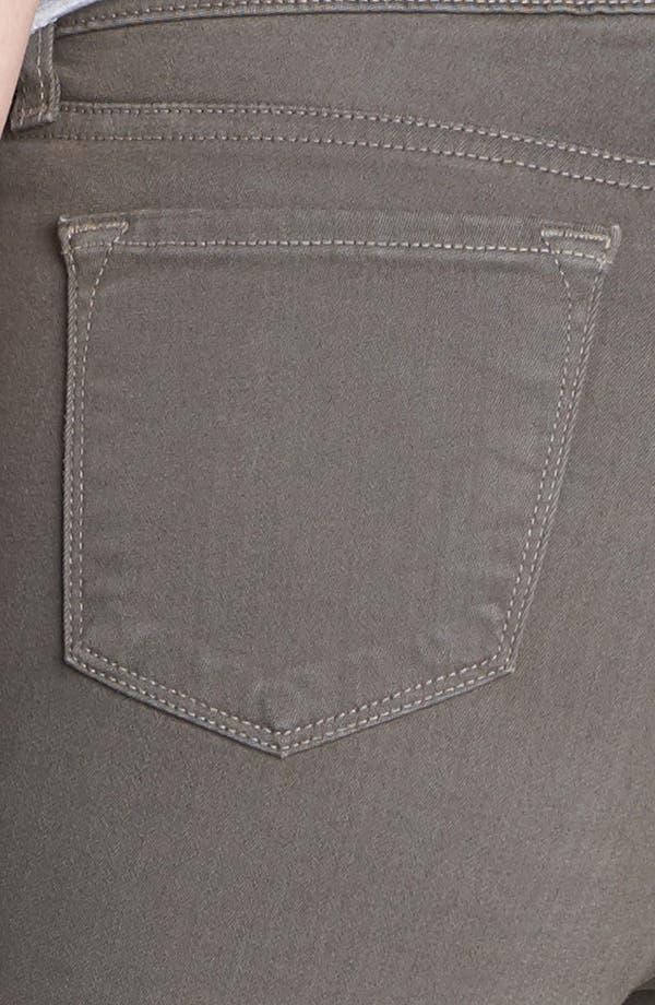 Alternate Image 3  - J Brand 'Maria' High Waist Skinny Stretch Jeans (Washed Mantis)