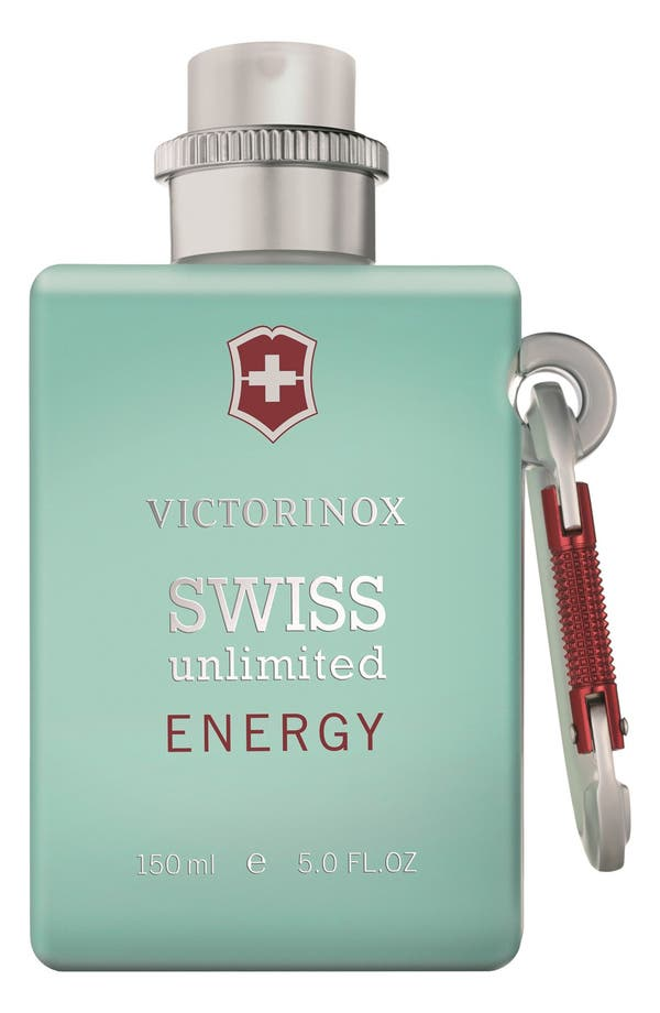 Alternate Image 1 Selected - Victorinox Swiss Army® 'Unlimited Energy' Fragrance Spray
